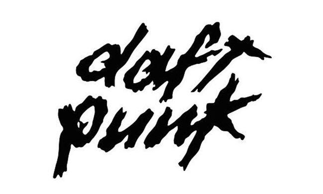 Daft Punk Logo Font Family Free Download