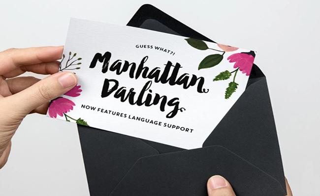 Manhattan-Darling-Font-Family-Download