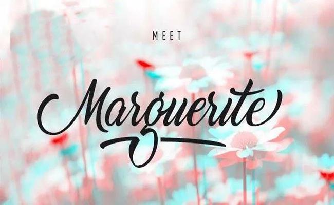 Marguerite Font Free Download