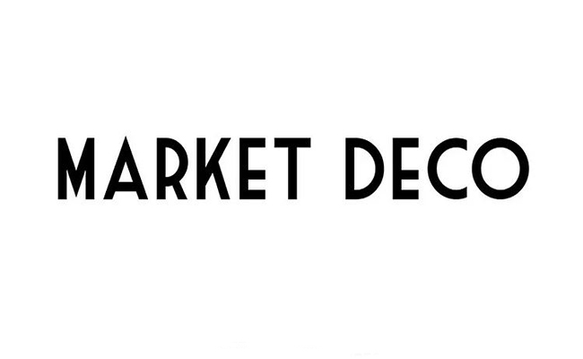 Market Deco Font Family Free Download