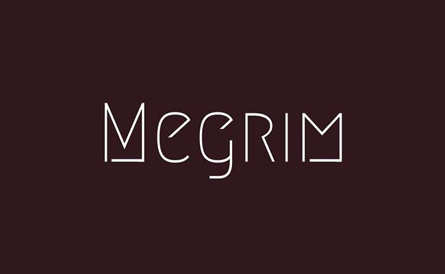 Megrim Font Family Free Download