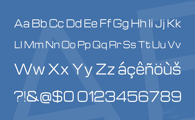 Michroma-Font-Family-Download