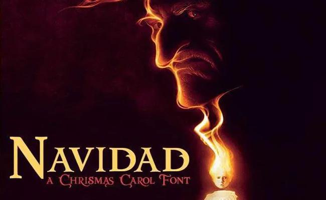 Navidad Font Family Free Download