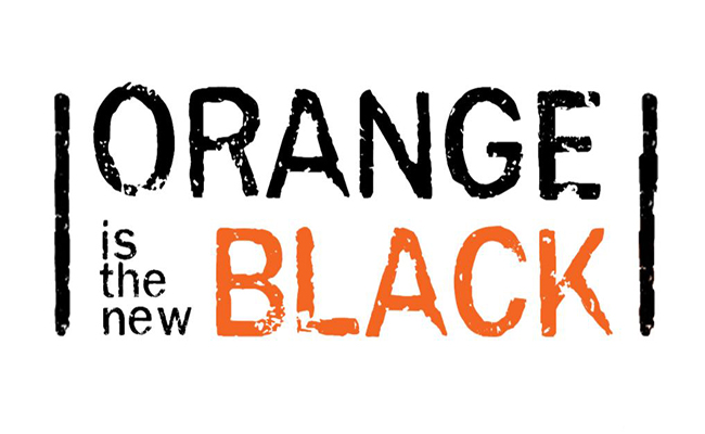 Orange Is The New Black Logo Font Family Free Download