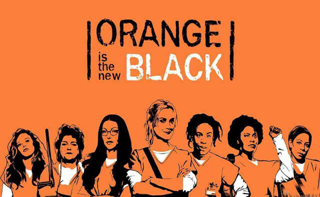 Orange Is The New Black Logo Font Free Download