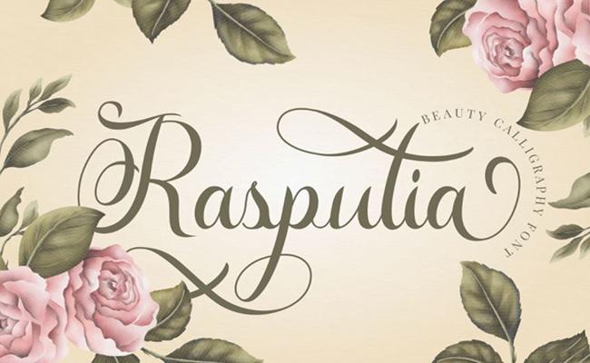 Rasputia Font Family Free Download
