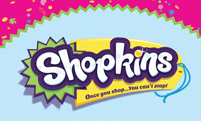 Shopkins Logo Font Family Free Download