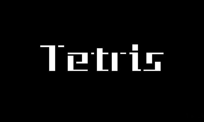 Tetris Font Family Free Download
