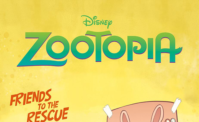 Zootopia Jposter Font Free Download