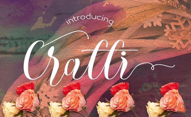 Cratti Font Family Free Download