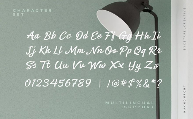 Machow-Font-Family-Download