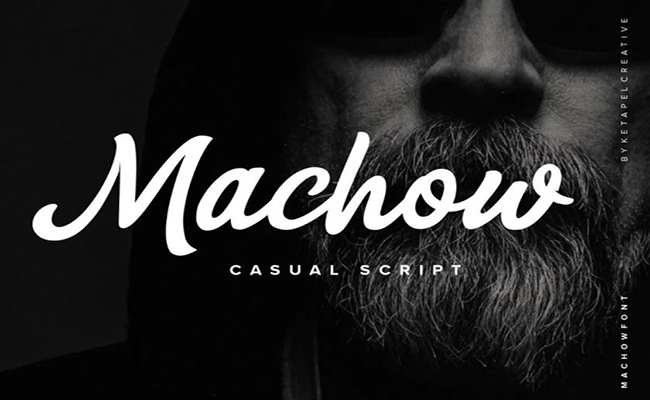 Machow Font Family Free Download