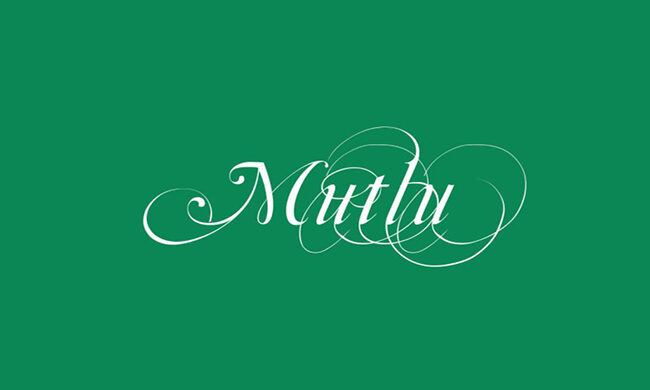 Mutlu Font Family Free Download