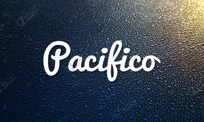 Pacifico Beer Font Family Free Download
