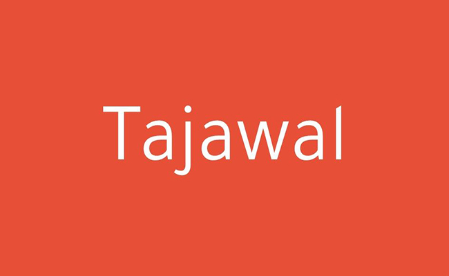 Tajawal Font Family Free Download