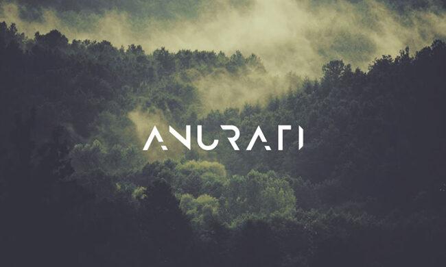 Anurati Font Family Free Download