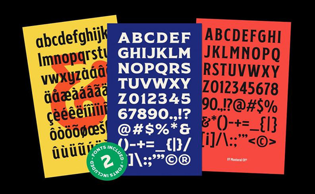 FF-Monteral-Two-Font-Family-Download