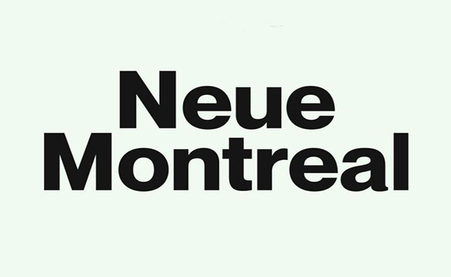 Neue Montreal Font Family Free Download