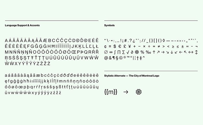 Neue Montreal Font Free Download