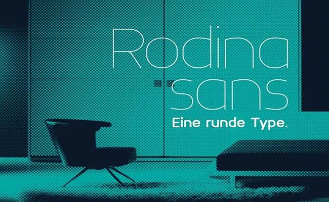 Rodina-Light-Font-Family-Download