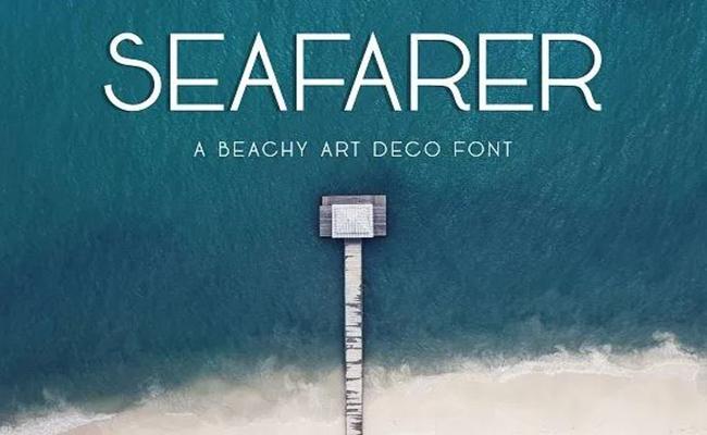 Seafarer Font Family Free Download