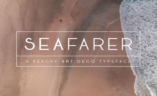 Seafarer Font Free Download