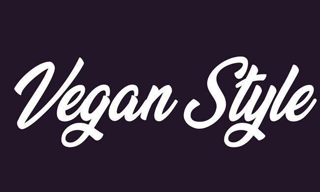 Vegan Style Font Family Free Download