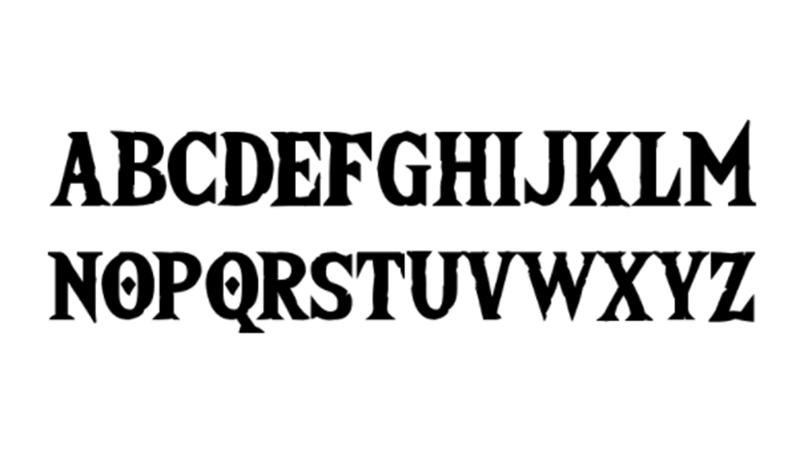The Wild Breath Of Zelda Font Download
